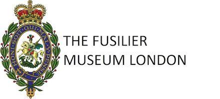 The Fusilier museum london logo