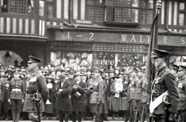 Fusiliers and the First World War